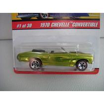 Hot Wheels 2006 ´70 Chevelle Convertible Gariba58