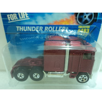 Hot Wheels - Thunder Roller - 1996 - Lacrado E Raro!