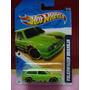 Volkswagen Brasilia Verde Com Flames - 2012 - Hot Wheels -