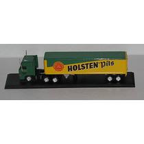 Matchbox Tractor Trailer (carreta) Holsten Pils (nova, Rara)
