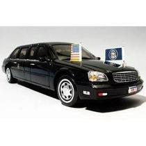 Cadillac Limousine Presidente Obama Bush Eua 2001 Ville 1/24