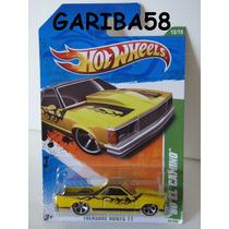 Hot Wheels ´80 Chevy El Camino 2011 #063 T-hunts Gariba58