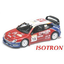 * Ixo - 1/43 - Citroen Xsara Wrc - Rallye Da Turquia 2003 *