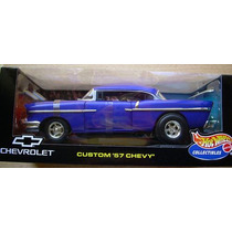 Hot Wheels 1957 Custom Chevy (lacrado)