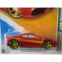 Hot Wheels Ferrari 430 Scuderia T Hunt 2012 Não É Super