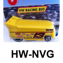 Hot Wheels Vw Drag Bus Kombi Volkswagen Jiffy Lube Lacrada