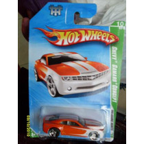 Chevrolet Camaro Concept - T-hunt Hot Wheels - Chevy
