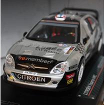 Citroen Xsara Wrc #11 Rally 2009 1:18 Sun Star