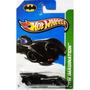 89 Batmobile Return 61/250 Batmovel Retorno Hot Wheels 2013