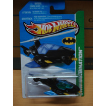Batcopter - Hot Wheels 2013 - Helicoptero Do Batman