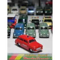 Miniatura Automóvel Antigo Bombeiro Ho 1:87 Ses