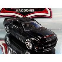 Hot Wheels Shelby Super Maquina Kitt Exclusivo Macdonis