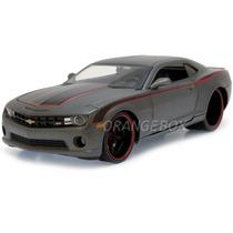 Chevy Camaro Ss 2010 1:18 Jada Toys Grafite #96325-grafite
