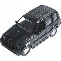 Jeep Liberty 4x4 Miniatura Ferro Ótimo Carro Frete Gratis