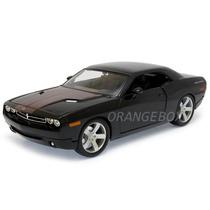 Dodge Challenger Concept 2006 Maisto 36138-preto