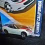 Hot Wheels Ferrari California 2012