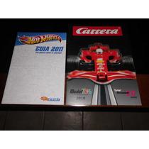 Catalogos Antigos Carros Buraggo, Carrera, Hotwheels