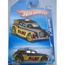 Hotwheels Cockney Cab Ii - 112/166 - Coleção 2009