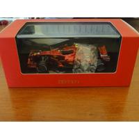 Miniatura 1:43 - F1 Formula 1 - Kimi Raikkonen 2007 Ferrari