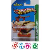 Hot Wheels 2013 The Flintstones Flintmobile - Mattel