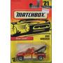 Matchbox Gmc Wrecker - 21 De 1997 (lacrado)