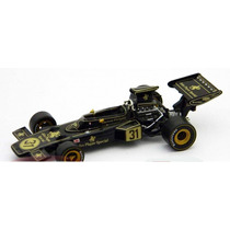 1:43 Quartzoe. Fittipaldi Lotus 72d #31 Formula 1 1972
