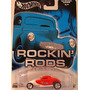 Hot Wheels Rockin Rods 1934 Ford Coupe So Cal (lacrado)