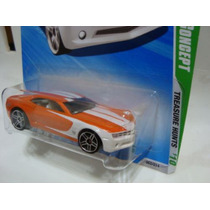 Hot Wheels - Chevy Camaro Concept - T Hunt