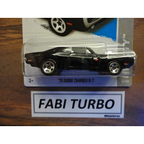 Hot Wheels 2013 - 70 Dodge Charger R/t Velozes E Furiosos