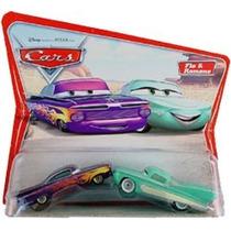 Moments Flo E Ramone Cars Disney Pixar Carros