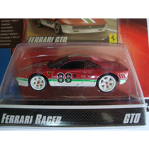 Ferrari Racer Gto - Hot Wheels