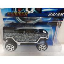 Hot Wheels - Hummer H2 First Edition - 2006 - Lacrado E Raro