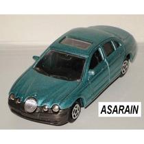 Jaguar Type S Majorette 1/64
