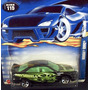 Hot Wheels Honda Civic - 115 De 2002 (raro, Lacrado)