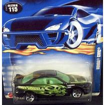 Hot Wheels Honda Civic - 115 De 2002 (raro, Lacrado)