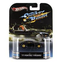 Smokey Bandit Pontiac Firebird 1977 1:64 Hot Wheels Retro