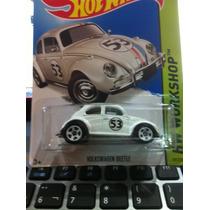 Hot Wheels - Volkswagen Beetle - Herbie - The Love Bug