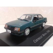 Coleção Carros Inesquecíveis Do Brasil Altaya Monza 1988