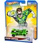 Hot Wheels Dc Universe Green Lantern Edição Lanterna Verde