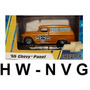 Hot Wheels 1:87 55 Chevy Panel Lacrado Escala Ho
