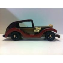 Miniatura Carros Madeira Retro Calhambeque Antigo Rústico