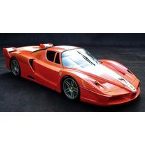 Ferrari Fxx 1:18 Mattel Hotwheels
