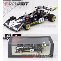 1/43 Spark Surtees Ford Ts14 José Carlos Pace F1 1973