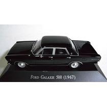 Colecao Carros Inesqueciveis Do Brasil- Galaxie 500 - 1967