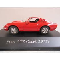 Colecao Carros Inesqueciveis Do Brasil- Puma Gte Coupe-1973