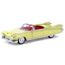 Cadillac Eldorado Biarritz 1959 Signature 32350-amarelo