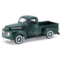 Ford F-1 1948 Pick-up Signature Models 1:32 32387-verde