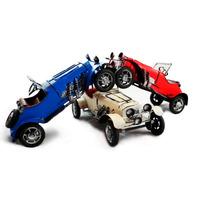 Miniatura Em Metal Carros Antigos - Vintage