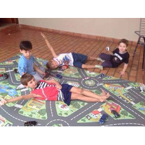 Tapete Pista De Carrinhos Hot Wheels 3m X 3m
