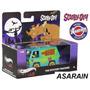 Mystery Machine Scooby Doo Hot Wheels Elite - 1/50